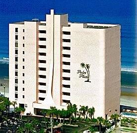 Hotel Palm Plaza 3301 S Atlantic Ave Daytona Beach