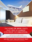 Airfare & Hotel Vacation