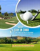 Golf in Cabo
