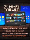 7 Inch Wifi Tblet